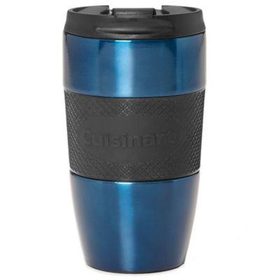 Cuisinart® Double Walled Single Serve Travel Mug in Blue