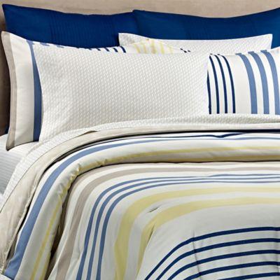 Nautica® Leighton European Pillow Sham in Khaki