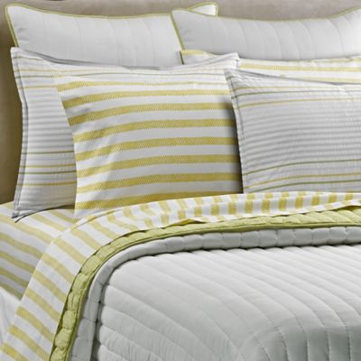 Green Multi Bay Coverlet