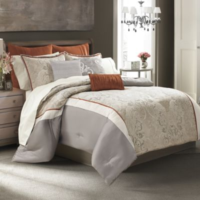 Manor Hill® Deco Opulence Queen Comforter Set