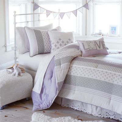 Frank and Lulu Penny Lane Twin Comforter Set