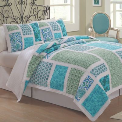 Belfast Twin Quilt Set