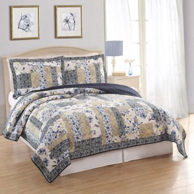 Dumont Full/Queen Quilt Set