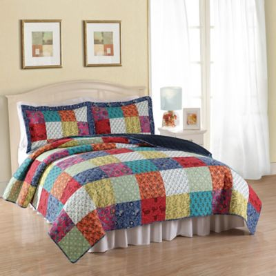 Halifax Full/Queen Quilt Set