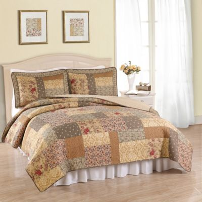 Heather Twin Quilt Set