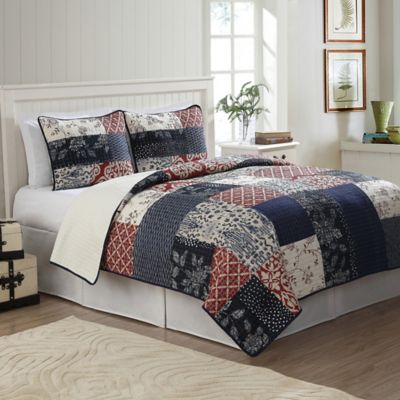 Whitfield King Quilt Set