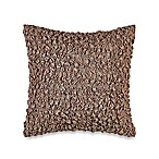 Bridge Street Sonoma Bridge St. Square Throw Pillow in Taupe