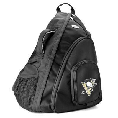 NHL Pittsburgh Penguins 19-Inch Travel Sling Backpack