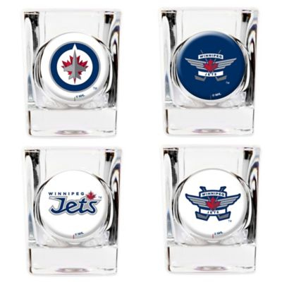 NHL Shot Glasses