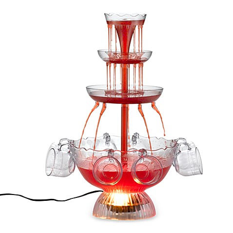 Beverage Fountain Bed Bath And Beyond
