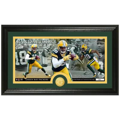 NFL Green Bay Packers Randall Cobb Coin Panoramic Photo Mint