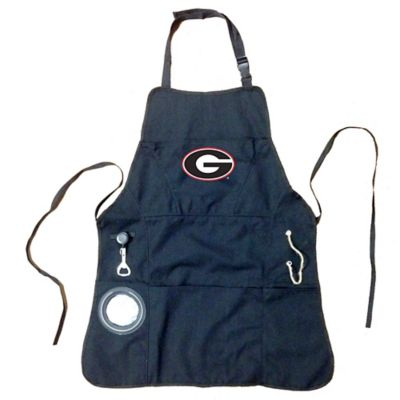 University of Georgia Heavy-Duty Grilling Apron