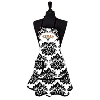 University of Texas Damask Women's Apron