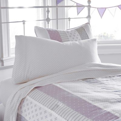 Frank and Lulu Penny Lane Twin Sheet Set