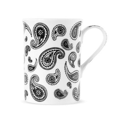 Maxwell & Williams™ Cashmere Art Deco Paisley Mug