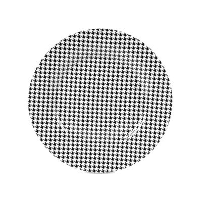 Maxwell & Williams™ Cashmere Art Deco Houndstooth Appetizer Plate