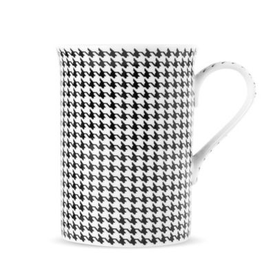 Houndstooth Mugs