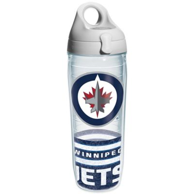 Tervis® NHL Winnipeg Jets Wrap 24 oz. Water Bottle with Lid