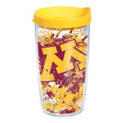 Tervis® University of Minnesota Splatter Wrap 16oz. Tumbler with Lid