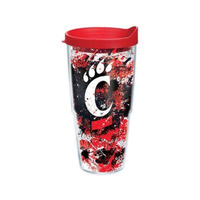 Tervis® University of Cincinnati Bearcats Splatter Wrap 24 oz. Tumbler with Lid
