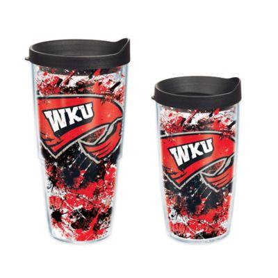 Tervis® Western Kentucky University Splatter Wrap 16 oz. Tumbler with Lid