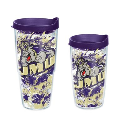 Tervis® James Madison University Splatter Wrap 16 oz. Tumbler with Lid