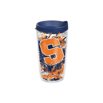 Tervis® Syracuse University Splatter Wrap 16 oz. Tumbler with Lid