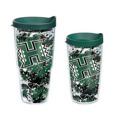 Tervis® University of Hawaii Splatter Wrap 16 oz. Tumbler with Lid