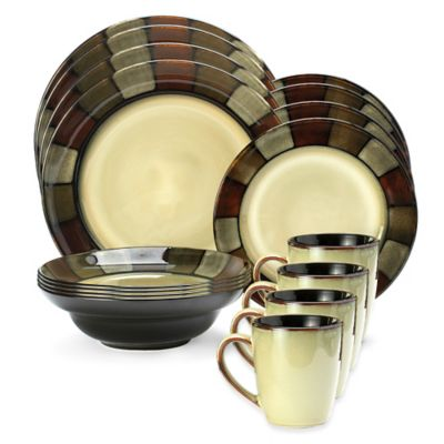 Pfaltzgraff® Everyday Tao 16-Piece Dinnerware Set