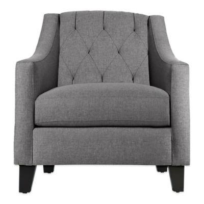 Kyle Schuneman for Apt2B Jackson Chair in Tweed