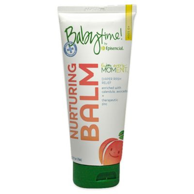 Episencial® 4 oz. Organic Nurturing Balm Healing and Diaper Rash Cream