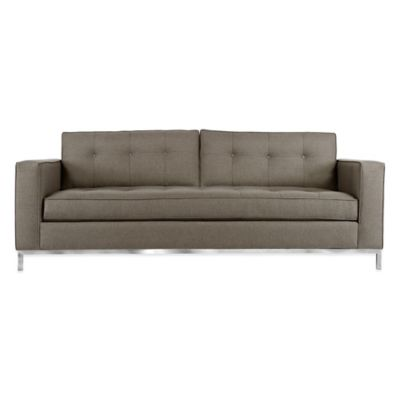 Apt2B Fillmore Sofa in Charcoal Living Room