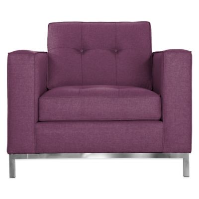 Kyle Schuneman for Apt2B Fillmore Chair in Amethyst