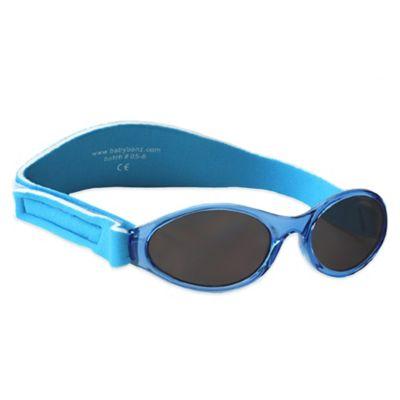 Baby Banz Adventure Banz Infant Sunglasses in Aqua
