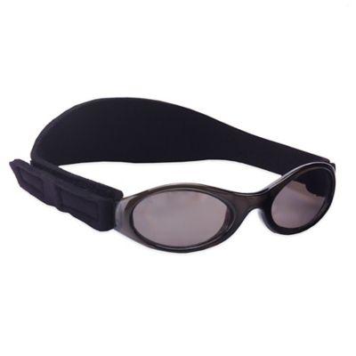 Baby Banz Adventure Banz Infant Sunglasses in Black