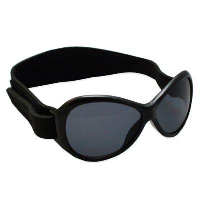 Baby Banz Retro Banz Toddler Sunglasses in Black
