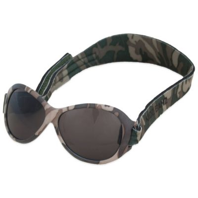 Baby Banz Retro Banz Infant Sunglasses in Little Hunter