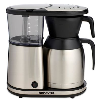 One Cup Stainless Steel Coffee Maker