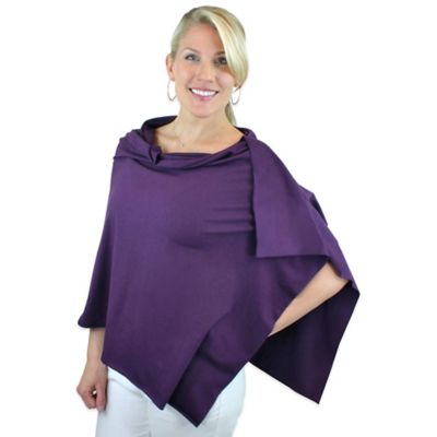 Bamboobies Chic Nursing Shawl Nursing