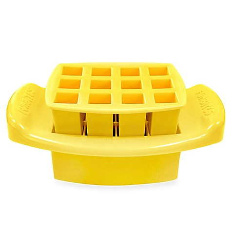 Funbites food cutter in yellow squares www for Funbites