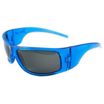 Baby Banz Junior Banz Polarized Sunglasses in Pacific Blue