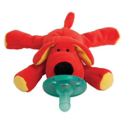 WubbaNub™ Red Dog Pacifier