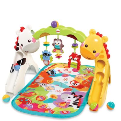 Play Gyms > Fisher-Price® Newborn-to-Toddler Play Gym
