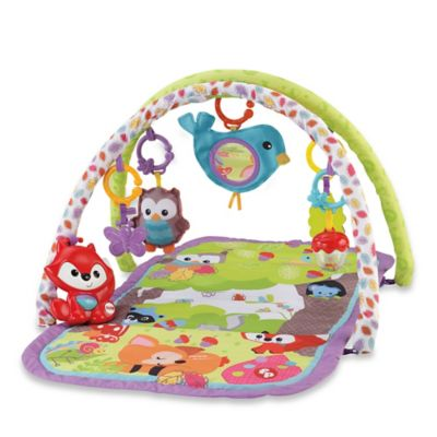 Infant Toys > Fisher-Price® 3-in-1 Musical Activity Gym