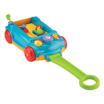 Fisher-Price® Silly Speedsters™ Rock n Roll Wagon