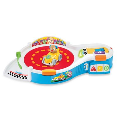 Fisher-Price® Laugh & Learn® Puppy's Smart Stages Speedway
