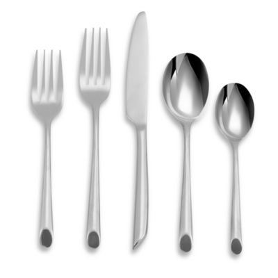 Towle Wave 20-Piece Flatware Set