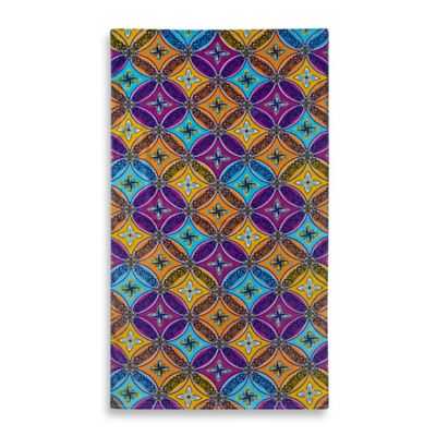 Medallion Print Beach Towel