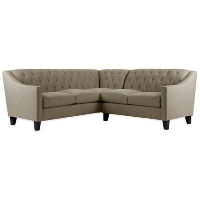 Kyle Schuneman for Apt2B Jackson 2-Piece L-Shape Sectional in Tweed