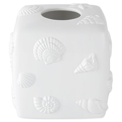 J. Queen New York Pacific Boutique Tissue Box Cover